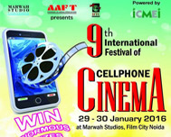 9th International Cell Phone Cinema Festival
