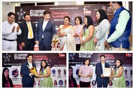 Sandeep Marwah Inaugurated 6th Leadership Conclave