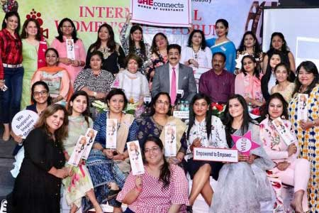 IWFF Join Hands With SHEconnects at Marwah Studios