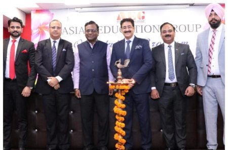 Sincerity Always Pays In Life- Sandeep Marwah at ABS