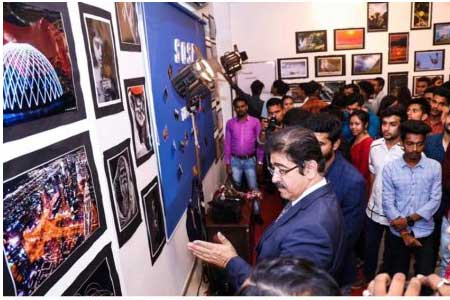 World Photography Day Celebrated at AAFT