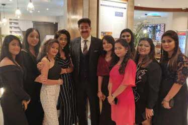 AAFT School of Fashion And Design Marked Presence In London