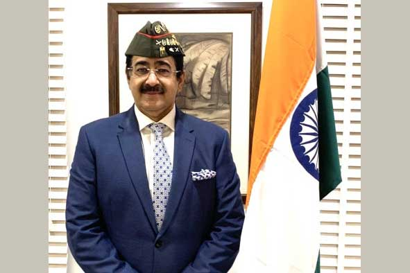Chief Scout For India Sandeep Marwah Spoke on Unity Day