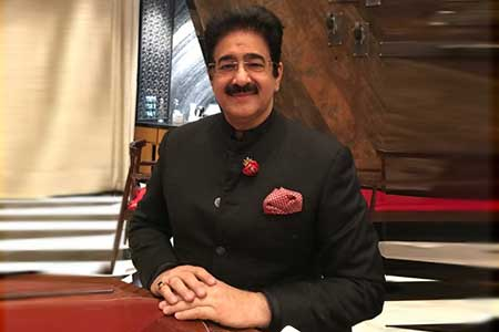 Chief Scout For India Sandeep Marwah at Hyderabad