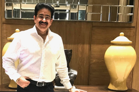 Chief Scout For India Sandeep Marwah in Mumbai