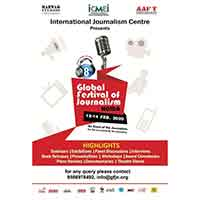 8th Global Festival of Journalism